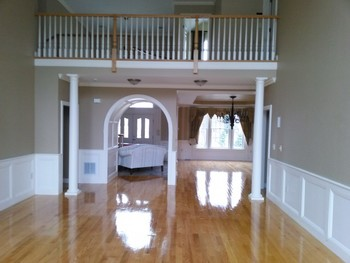 Hardwood Floor Refinishing in Lynnfield, MA