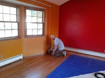 Interior Painting by ScreenCoat Painting & Flooring LLC